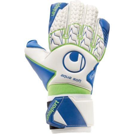 Мъжки вратарски ръкавици - Uhlsport AGUASOFT - 2