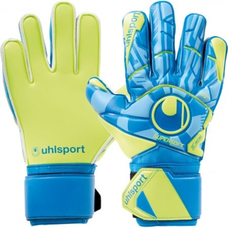 Uhlsport RADAR CONTROL SUPERSOFT - Mănuși de portar bărbați