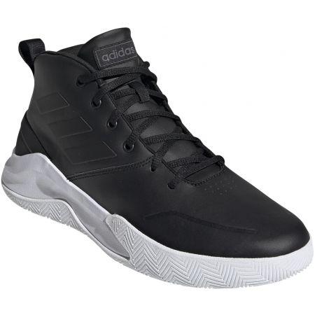 Pánska basketbalová obuv - adidas OWNTHEGAME - 3