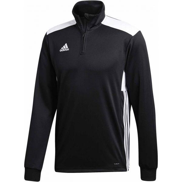 adidas REGI18 TR TOP negru M - Hanorac fotbal de bărbați