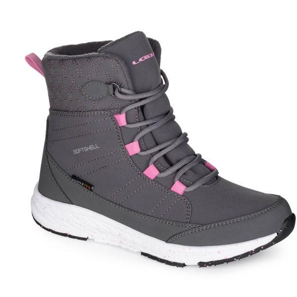Loap YAREA šedá 41 - Dámská zimní obuv