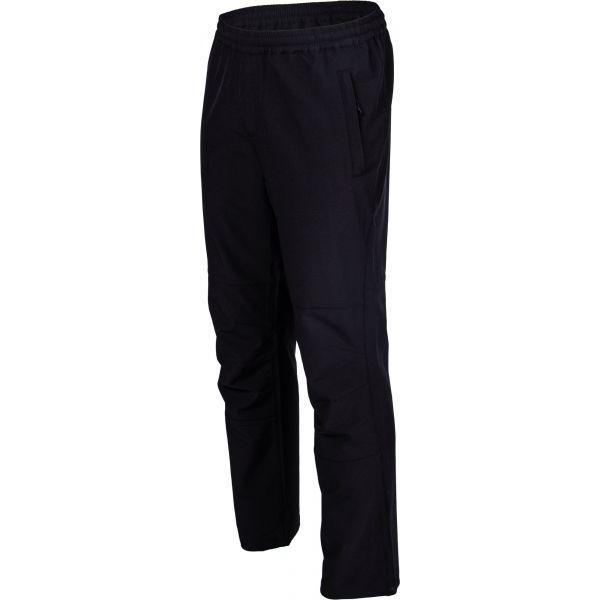 Willard ABELAH černá M - Pánské softshellové kalhoty