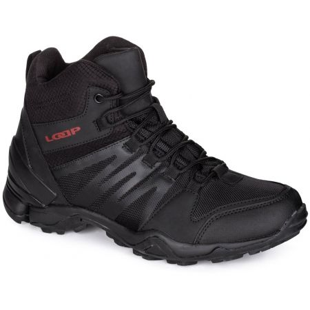 Loap DWIGHT HIGH WP - Men's leisure footwear