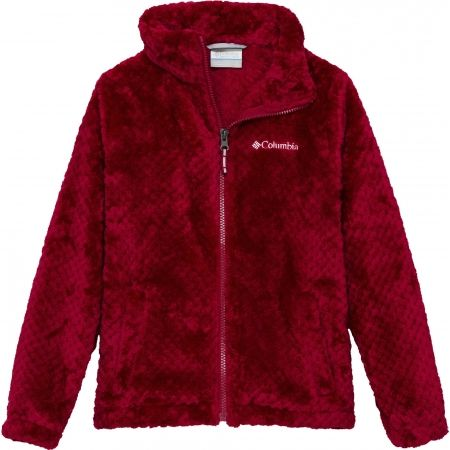 Dámska mikina - Columbia FIRE SIDE SHERPA FULL ZIP
