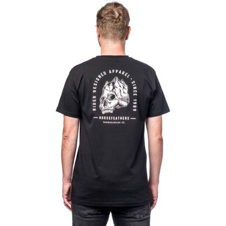 Мъжка тениска - Horsefeathers MOUNTAINHEAD T-SHIRT - 2