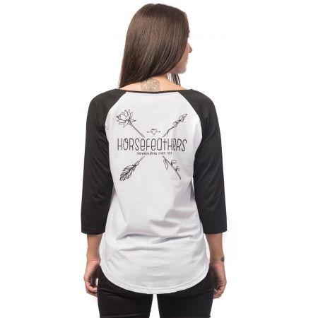Дамска тениска - Horsefeathers DELILAH TOP - 3