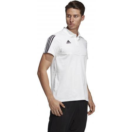 Мъжка тениска - adidas TIRO19 CO POLO - 5