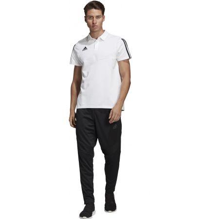 Мъжка тениска - adidas TIRO19 CO POLO - 8