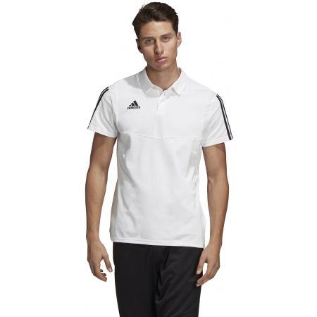 Мъжка тениска - adidas TIRO19 CO POLO - 4