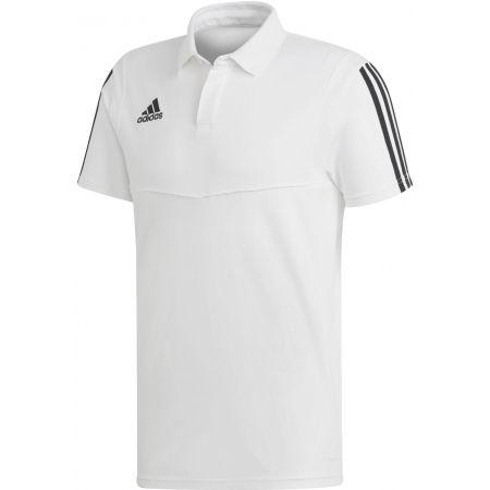 Мъжка тениска - adidas TIRO19 CO POLO - 1