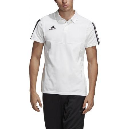 Мъжка тениска - adidas TIRO19 CO POLO - 3