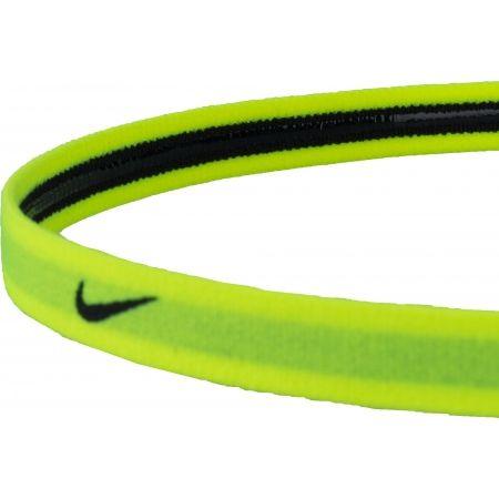 Dámske čelenky - Nike ELASTIC HAIRBANDS 6PK - 5