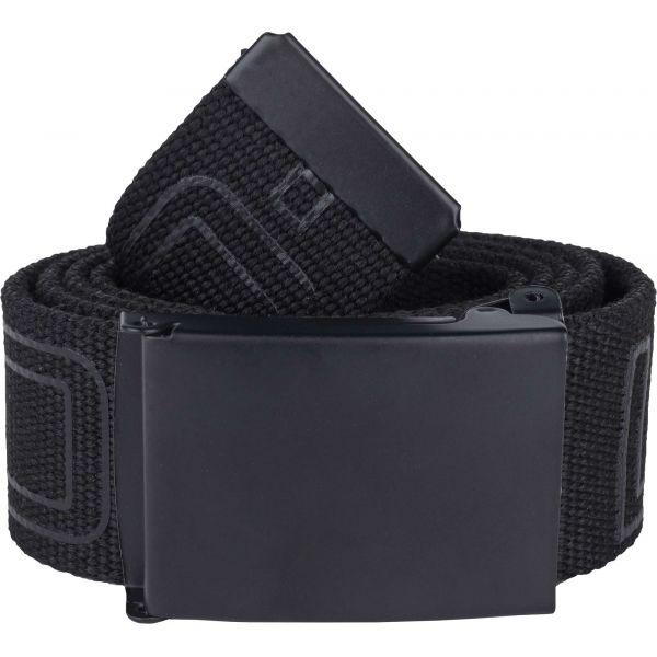 Willard EMIL černá XL/XXL - Pánský látkový pásek