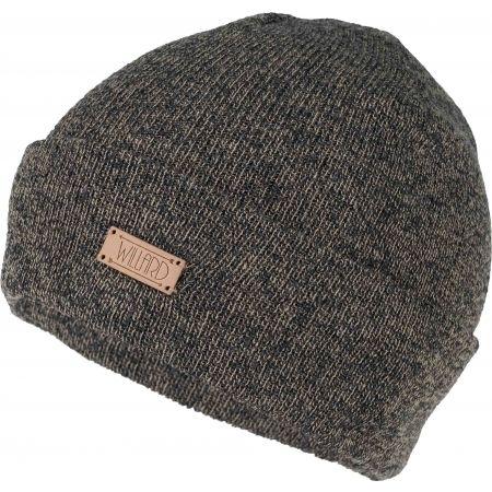 Pánská pletená čepice - Willard ROLO