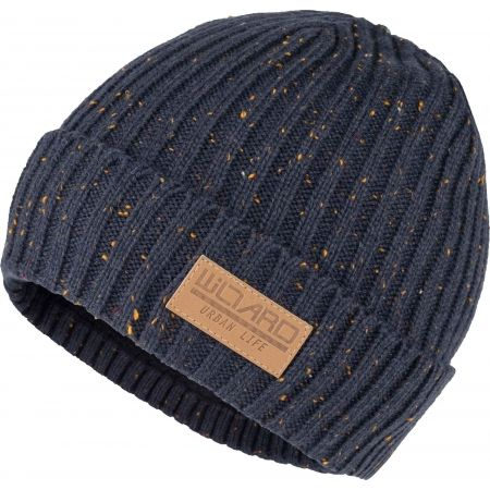 Willard BARNY - Pánská pletená čepice