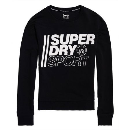 Superdry CORE SPORT CREW - Дамска блуза