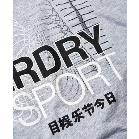 Дамска тениска - Superdry CORE SPLIT BACK TEE - 6