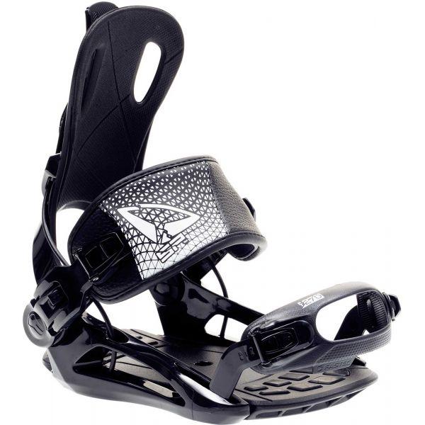 SP Connect FT270 černá XL - Snowboardové vázání