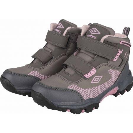 Dětská treková obuv - Umbro JON - 2
