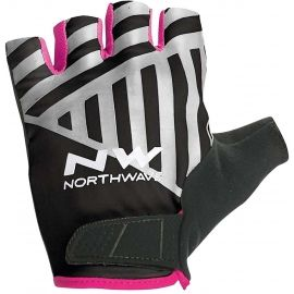 Northwave FLAG SHORT W GLOVES - Mănuși de ciclism