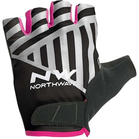 Cyklistické rukavice - Northwave FLAG SHORT W GLOVES