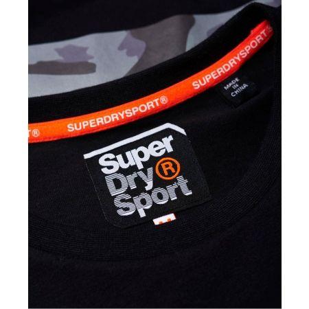 Мъжка тениска - Superdry COMBAT BOXER TEE - 8