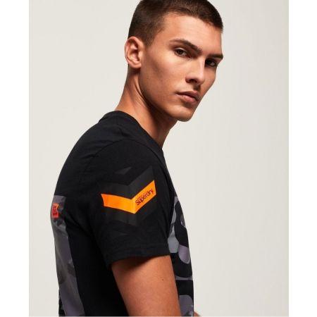 Мъжка тениска - Superdry COMBAT BOXER TEE - 4