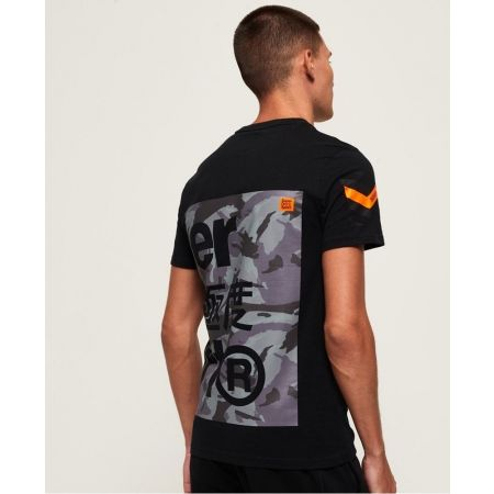 Мъжка тениска - Superdry COMBAT BOXER TEE - 3