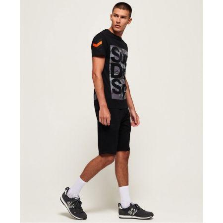 Мъжка тениска - Superdry COMBAT BOXER TEE - 5