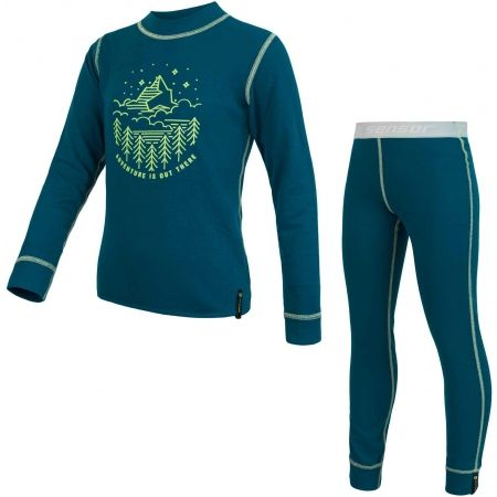 Sensor DF SET BOYS - Kids' set of base layers