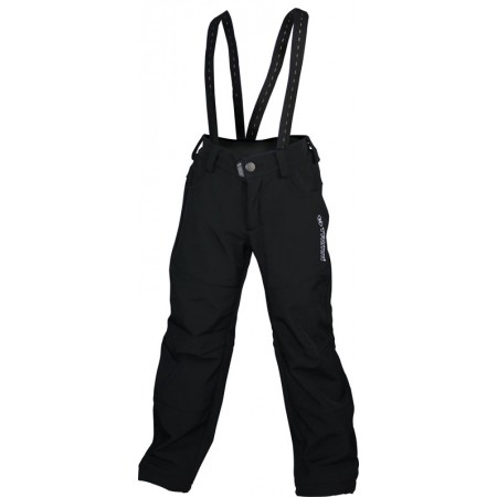 TRIMM JUNIOR - Children's softshell trousers - Rucanor TRIMM JUNIOR