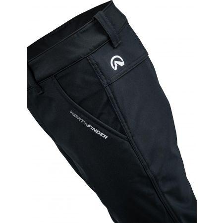 Pánske softshellové nohavice - Northfinder RINGOL - 4