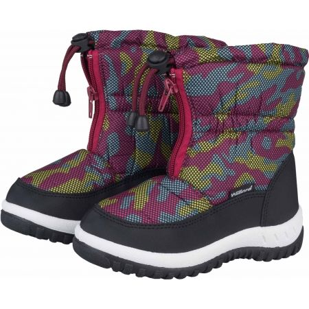 Dětská zimní obuv - Willard CENTRY - 2