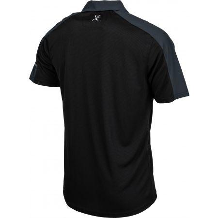 Мъжка тениска с якичка - Klimatex CABER - 3
