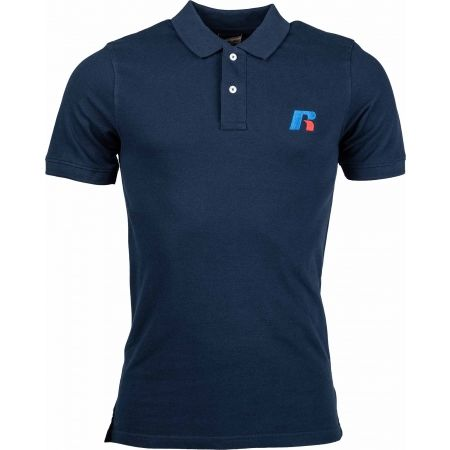 Pánské triko - Russell Athletic CLASSIC POLO - 1