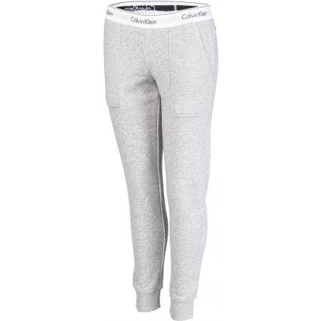 Calvin Klein BOTTOM PANT JOGGER - Spodnie dresowe damskie