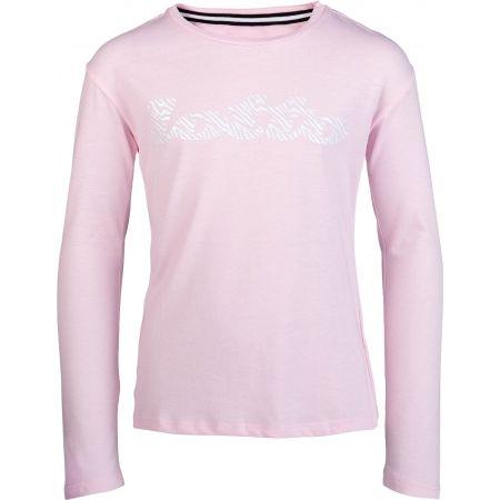 Lotto DREAMS G TEE LS JS - Dívčí tričko s dlouhým rukávem