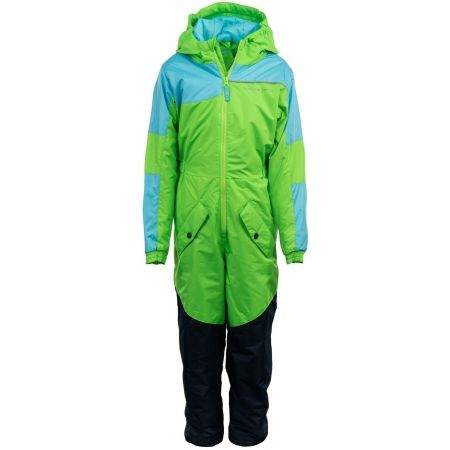 ALPINE PRO BASTO - Children's winter overall