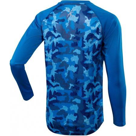 Tricou funcțional pentru copii cu imprimeu sublimat - Klimatex ELISEO - 2
