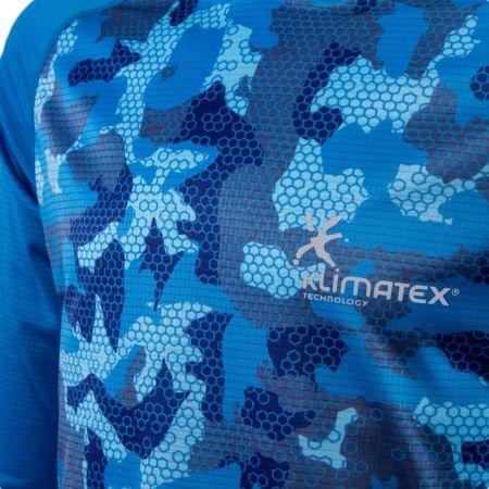 Tricou funcțional pentru copii cu imprimeu sublimat - Klimatex ELISEO - 3