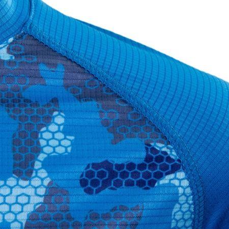 Tricou funcțional pentru copii cu imprimeu sublimat - Klimatex ELISEO - 4
