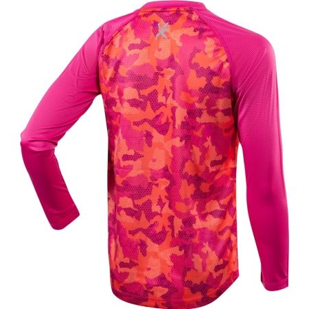 Детска функционална блуза за бягане - Klimatex ELISEO - 2