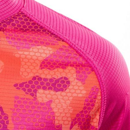 Dětské funkční běžecké triko se sublimačním potiskem - Klimatex ELISEO - 4