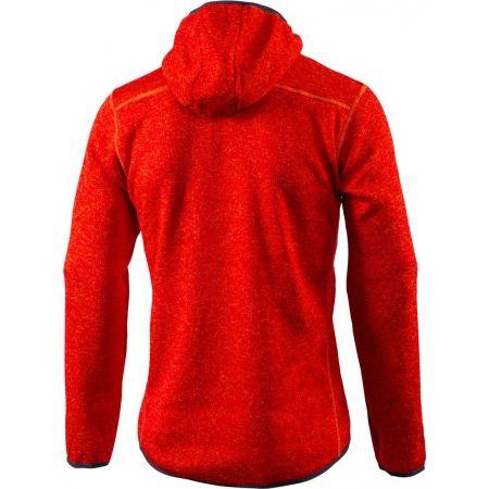 Pánsky outdoorový sveter s kapucňou - Klimatex ADIS - 2