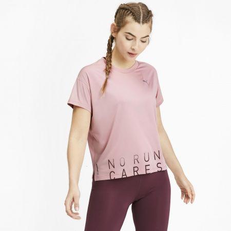 Damen T-Shirt - Puma LAST LAP LOGO TEE - 3