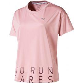 Puma LAST LAP LOGO TEE - Damen T-Shirt