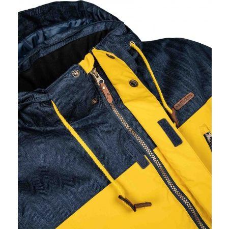 Pánská zimní bunda - Head KUBAK - 5