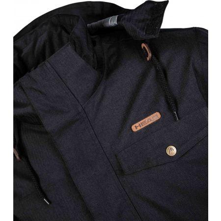 Pánská zimní bunda - Head MARK - 4