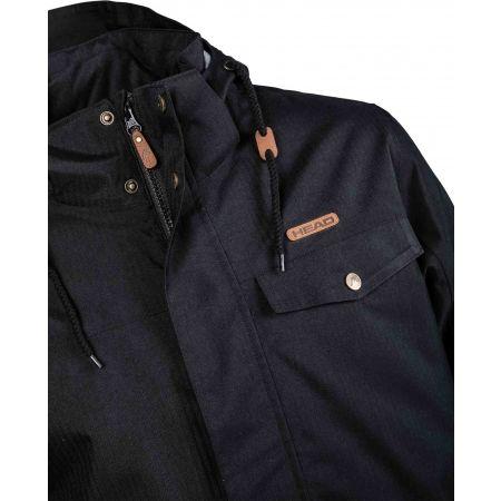 Pánská zimní bunda - Head MARK - 5