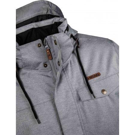 Men's winter jacket - Head MARK - 4